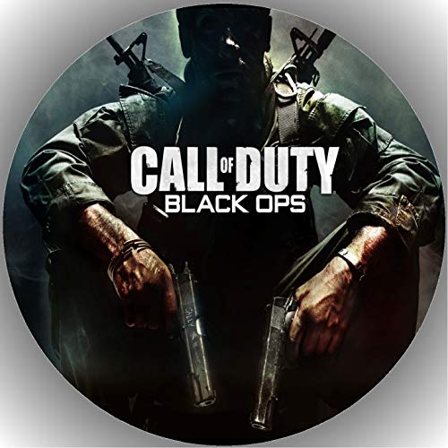 Fondant Tortenaufleger Tortenbild Geburtstag Call of Duty Black Ops T3