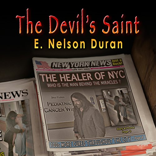 The Devil's Saint audiobook cover art
