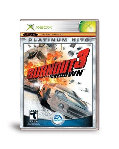 Burnout 3 Takedown - Xbox by Electronic Arts