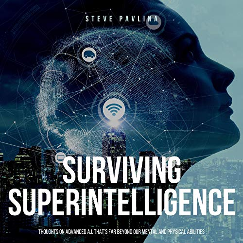 Surviving Superintelligence cover art