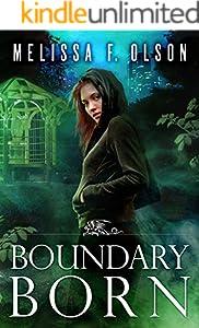 Boundary Born (Boundary Magic Book 3)