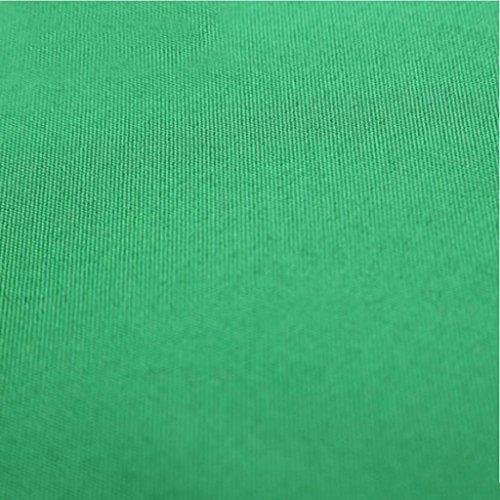 MXJ61 Mode Hôtel Serviette Tissu Solide Couleur Bouche Tissu Plateau de Thé Serviette Restaurant 48 * 48 cm ( Couleur : Vert , taille : 10 Pcs/Set )