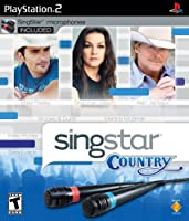 Singstar Country [With MIC]