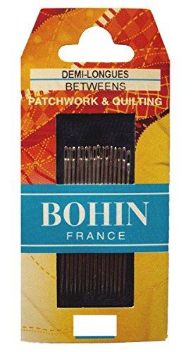 Bohin Betweens Hand Needles, Size 9, 20 Per Package