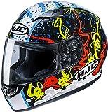 HJC Helmets CS-15 NAVARRO 9, S, nav-mc2