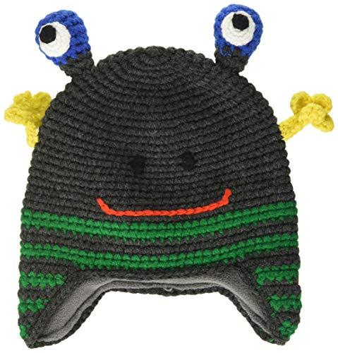 BARTS Monster Beanie Gorro de Invierno, Oscuro Oscuro, 50 Unisex Niños