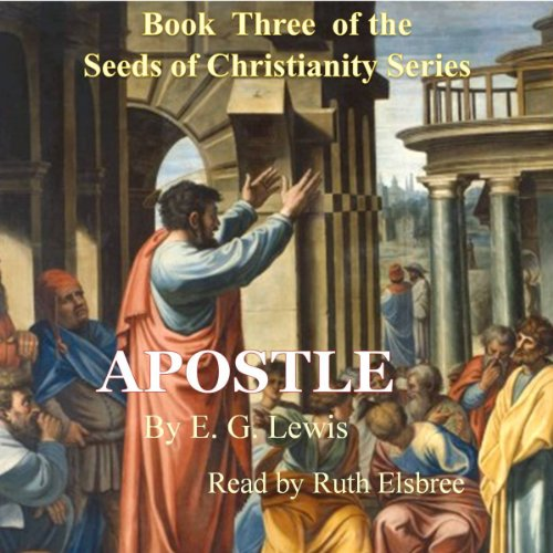 Apostle audiobook cover art