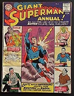 Giant Superman Annual! (No. 2)