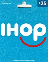 Best ihop 25 gift card Reviews