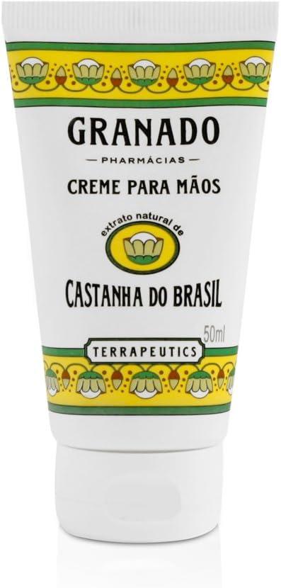 Creme para mãos Terrapeutics Castanha do Brasil, da Granado