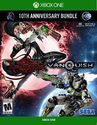 Bayonetta & Vanquish 10th Anniversary Standard Edition for Xbox One [USA]