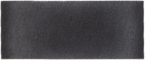 Wolfcraft Gitterleinen, Silizium-Karbid, Korn 120 / 220 für Schwing- und Handschleifer, 115 x 280 mm, 1 Stück, 8406600