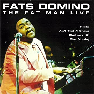 Blues, Boogie-Woogie, Rock 'N Roll in Concert (CD Album Fats Domino, 14 Tracks)