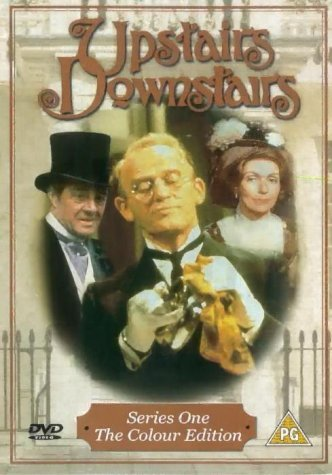 Preisvergleich Produktbild Upstairs Downstairs - Series 1 (The Colour Edition) [DVD] [1971] by Gordon Jackson