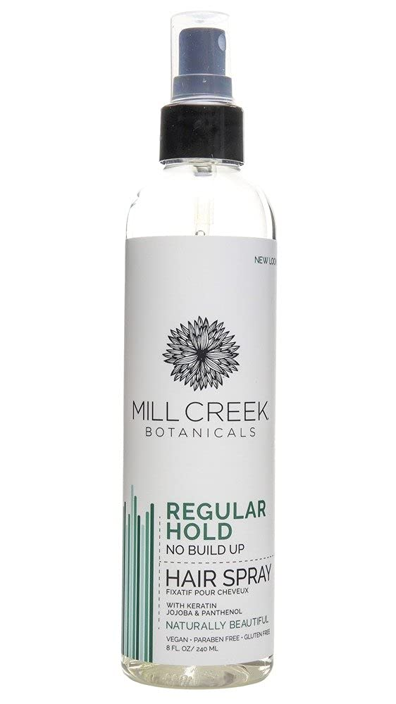 Mill Max 68% OFF Creek discount Hair Spray Regular Hold