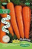 Germisem Flakkee Semillas de Zanahoria en Cinta de 6 m