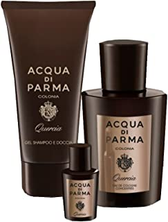 ACQUA DI PARMA OUD EDC 100ML + MINI EDC 5ML + GEL DUCHA 75ML