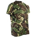 Kombat UK Kid's T-Shirt, DPM Camo, 9-11 Years