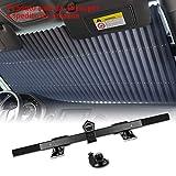 Parasol para parabrisas, parasol para el parabrisas delantero para proteger el salpicadero de su coche de los rayos solares y del calor