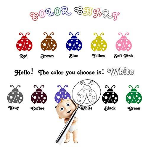 JXMK creatieve stickers koe decoratieve wandtattoo voor keuken decoratie vinyl wandsticker koe kinderkamer sticker behang