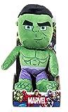 Marvel 31062 - Peluche (25,4 cm), diseño de Hulk