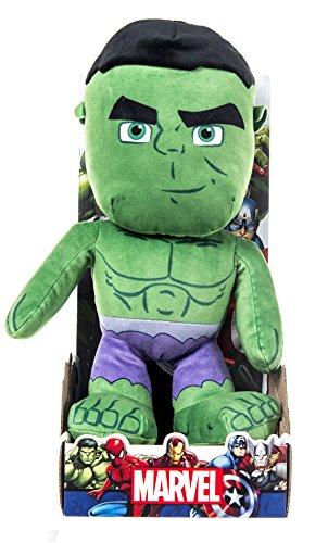 Marvel 31062Plüschfigur im Hulk-Design, weich, 25,4cm