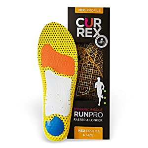 CURREX RUNPRO - – World's leading insoles for Running shoes. Cushioning, dynamic support & performance