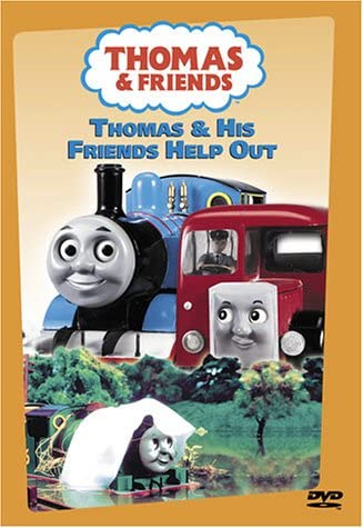 Thomas the Tank Engine and Friends Thomas and His Friends Help Out product image