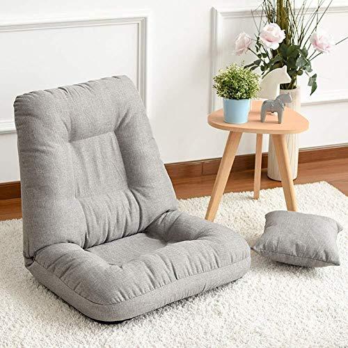 LHY- Style Japonais Lazy Balcon Tatami Canapé, Chambre Canapé Bay Pliant Fenêtre Chaise Lazy Doux (Color : B)