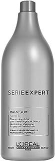 L'oreal silver platinum shampoo, 1500 ml
