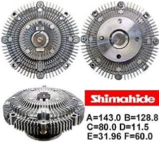SHIMAHIDE FAN CLUTCH INFINITI J30 93-97