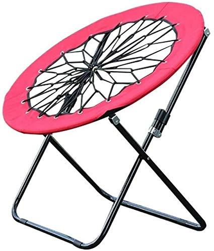 Bequeme Liegestuhl, im Freien Innen Klappstuhl Angeln Hocker bequem und haltbar Breath Faule Moon Chair einfach zu tragen Sofa Klappstuhl hfhdqp