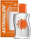 Astroglide Warming Liquid, Water Based Personal Lubricant, 2.5 oz.
