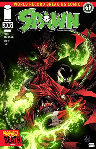Spawn #306 Kindle & comiXology
