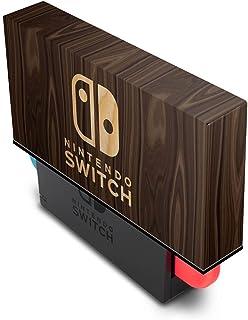 Capa Anti Poeira Nintendo Switch - Madeira