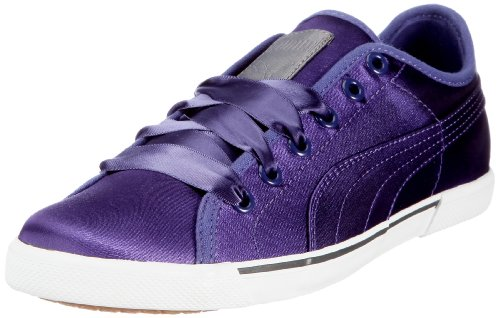 Puma Benecio Satin Wn's 353208, Damen Sneaker, Blau (Navy Blue 04), EU 38.5 (UK 5.5) (US 8)