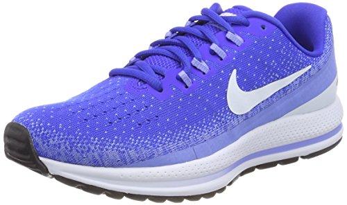 Nike Women's WMNS Air Zoom Vomero 13 Training Shoes, Blue (Bleu Coureur/Impulsion Royale/Blanc/teinte Bleue 400), 7 UK