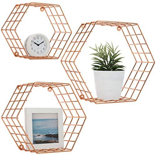 estante hexagonal fabricante MyGift