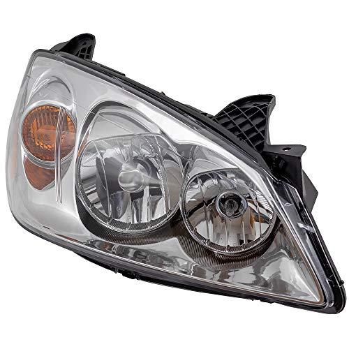 09 pontiac g6 headlight assembly - 5