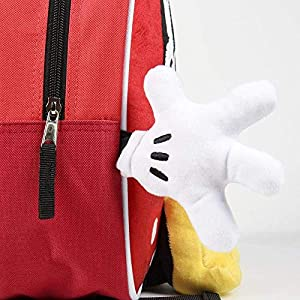 Cerdá Life's Little Moments Mochila Infantil Minnie Mouse – Licencia Oficial Disney Studios