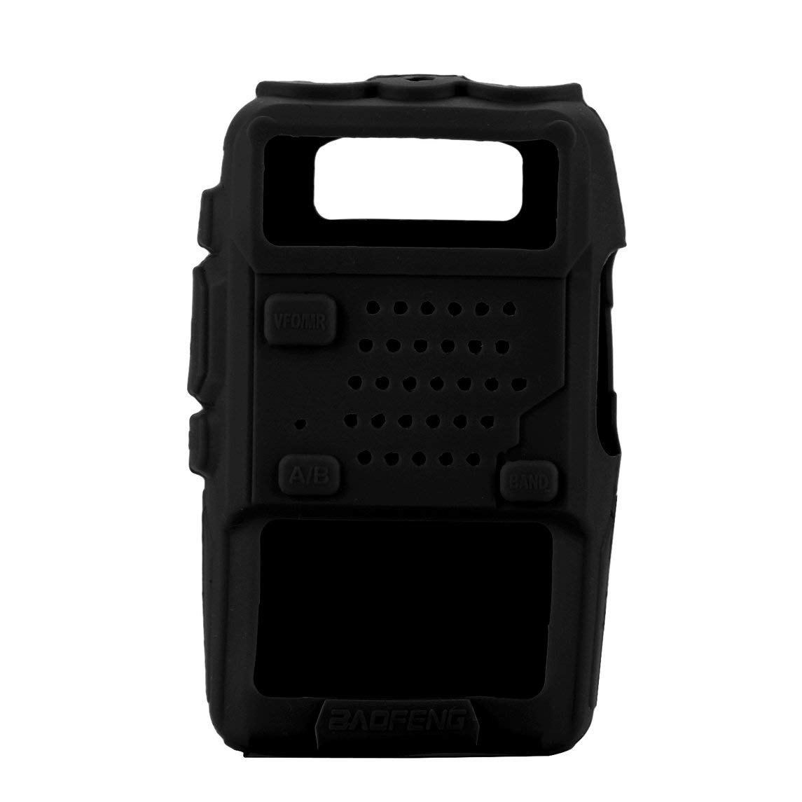 Cubierta de Goma de Silicona Walkie Talkie Cubierta Protectora Shell para BAOFENG UV-5R Radio bidireccional F8 + UV 5R UV-5RE DM-5R: Amazon.es: Electrónica