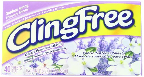 Cling Free Softener Sheets