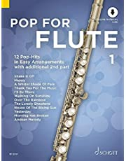 Pop for Flute Band 1: 12 Pop-Hits in Easy Arrangements