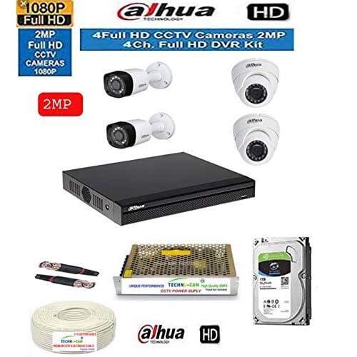 Dahua CCTV Camera: Buy Dahua CCTV Camera Online at Best Prices in