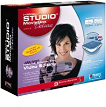Pinnacle Studio MovieBox Deluxe 9.0 [USB 2.0]