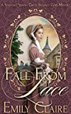 Fall From Lace: A Spinsters' Sewing Circle Regency Cozy Mystery (Spinsters' Sewing Circle Regency Cozy Mysteries Book 1)