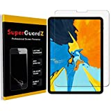 [3-Pack] for iPad Pro 12.9 (2018) / iPad Pro 12.9 (2020) Screen Protector - SuperGuardZ, Anti-Glare, Matte, Anti-Fingerprint, Anti-Bubble [Lifetime Replacement]