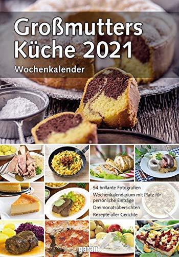 Wochenkalender Großmutters Küche 2021