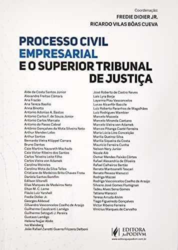 Processo Civil Empresarial Super.tribunal Justica