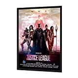 HKSIGN-24'X36' Backlit Movie Poster Art Picture Frame Led Light Box With Aluminum Snap Photo Frame Sign Holder (Black)